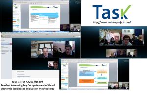 screenshot skype consortium meeting